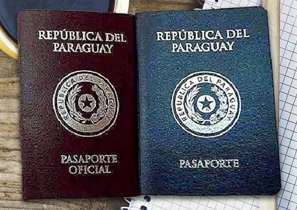Foto tramites de identidad en Paraguay