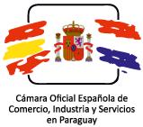 Logo Cámara Oficial Española de Comercio, Industria y Servicios en Paraguay