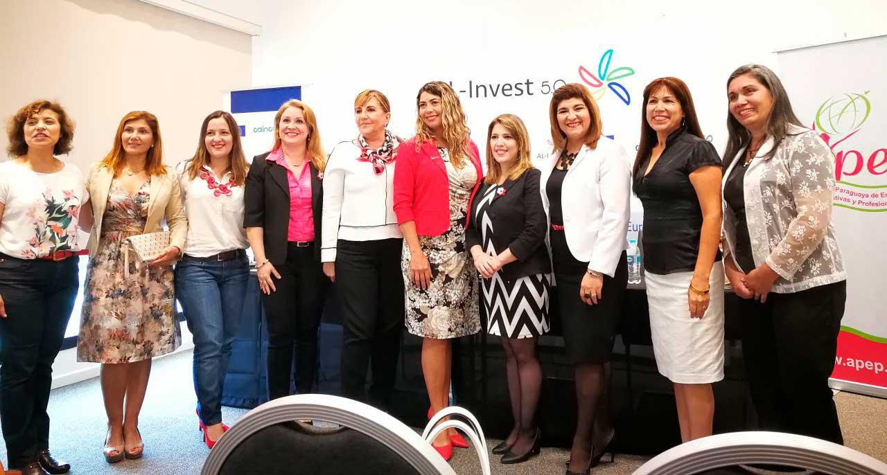 Congreso Mujeres que Suman