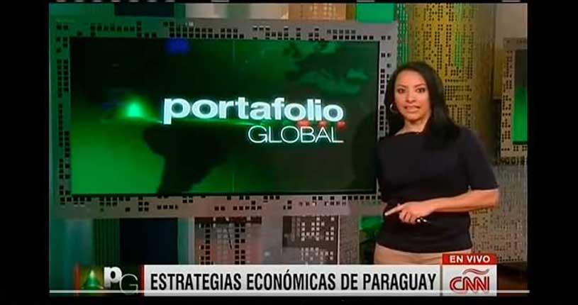 Informa de la CNN sobre Paraguay